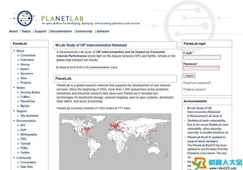 planet labs,