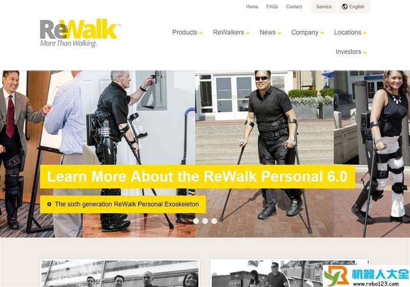 ReWalk Robotics,
