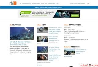 Robotics Business Review