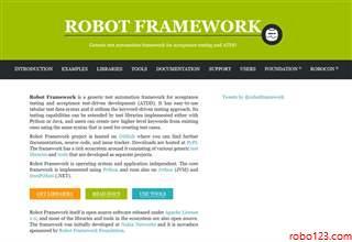 RobotFramework