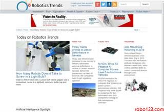 Robotics Trends