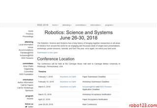 RoboticsConference