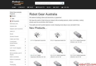 Robot Gear