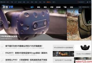 游侠网VR